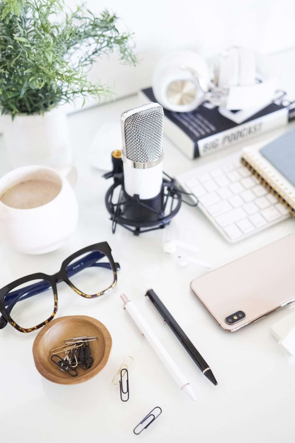 Visual Branding for your Podcast is vital! - Molly Hicks, Brand Strategist + Designer