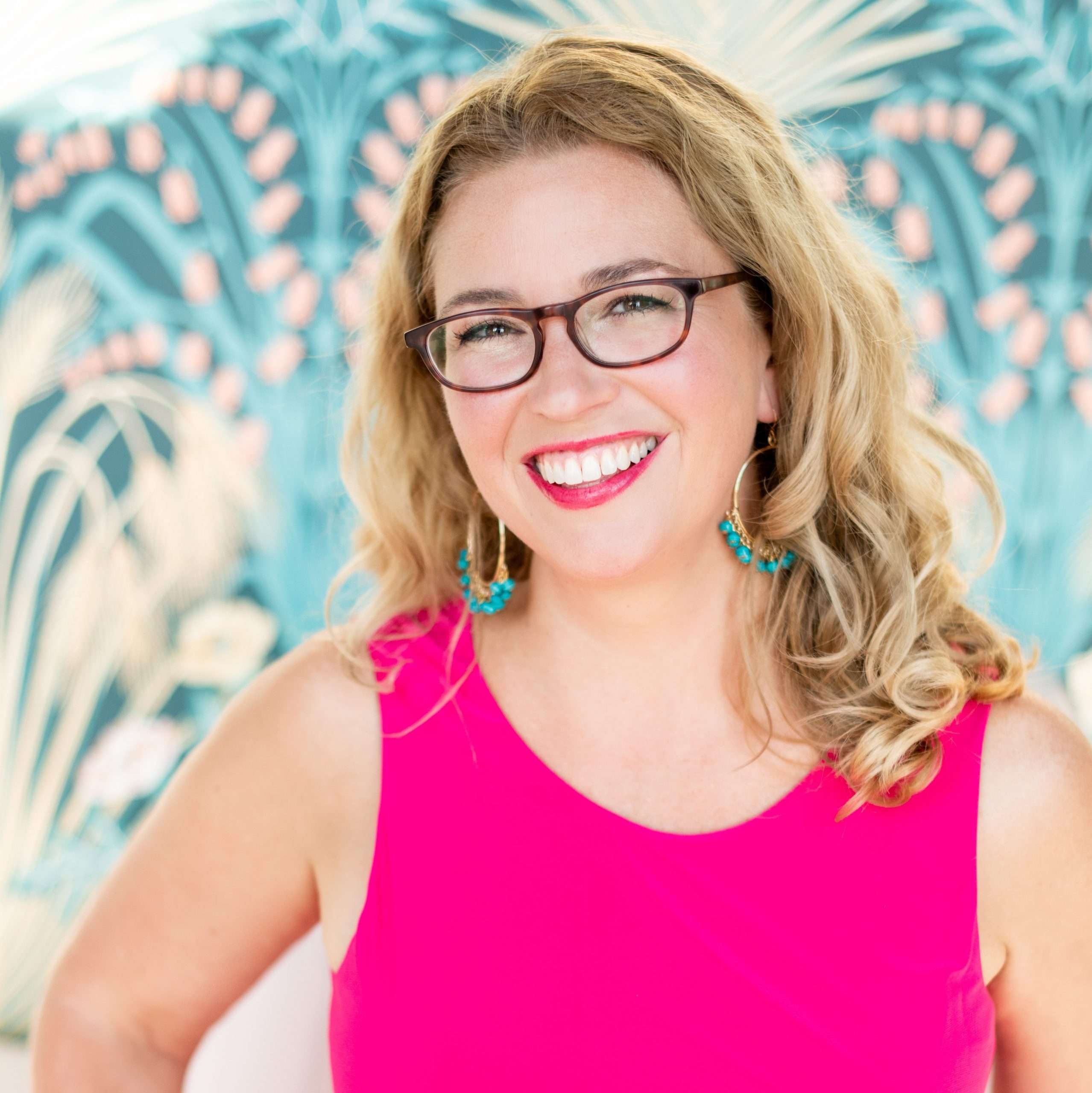 Chicago Based, Heather Vickery, Success and Leadership Coach who hired Molly Hicks, to manage her intentionally brave entrepreneurs program and business
